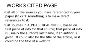 how to cite your sources how do you cite your sources in a research paper sarapui sp gov br