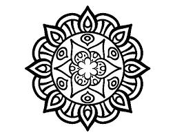 Mandala Semplici Da Disegnare Migliori Pagine Da Colorare