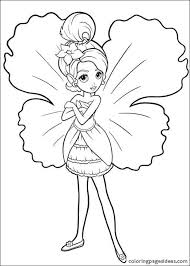 Small Picture The 9 best images about Barbie Coloring Pages on Pinterest