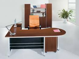 modern office desk for sale. office workspace modern chair with futuristic lacquer sectional desk and glossy marble floor for sale