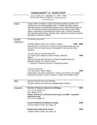 medical assisting resume – foodcity.me