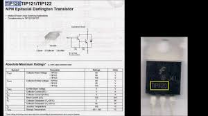 Transistors Datasheet Tutorial