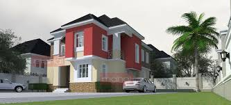 Small Picture Nigerian Houses Design Modern House