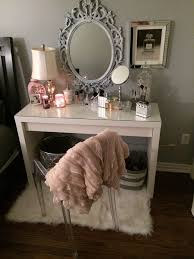 vanity table decor. decor therapy: 5 rules for creating a stylish personal space. makeup table vanityikea vanity pinterest