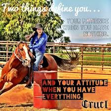 Barrel Racing Quotes Simple 48 Best Barrel Racing Is Awesome Images On Pinterest Barrel