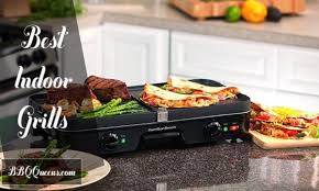 However, we discovered that companies like hamilton beach, cuisinart, and even philips are making statements with their own versions of indoor grills. Top 10 Best Indoor Grills Reviews For 2021 And Buying Guide