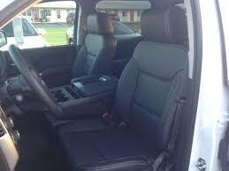 2016 2017 2018 gmc sierra double cab sle katzkin black leather seat covers