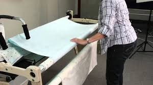 attaching fabric to a wooden Grace Quilting Frame - YouTube &  Adamdwight.com