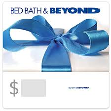 Your session is about to expire. Amazon Com Bed Bath And Beyond Gift Cards Configuration Asin Email Delivery Gift Cards
