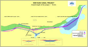 Gard Alert The New Suez Canal Due To Open This Week Up