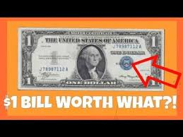 1 Dollar Bill Worth 1000 Check If You Have One