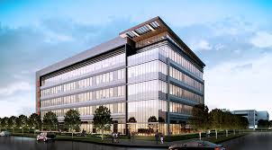 Exterior office Dentist Kaizen Exterior View 01news Boka Powell Luxury Office Park Gets Underway In Growing North Texas Office