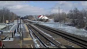 Live Train Chart La Plata Missouri Usa Virtual Railfan Live