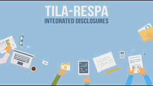 Trid Laws A Brief History Of The Tila Respa Trid Regulations From The Cfpb