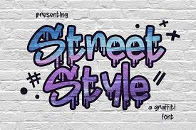Graffiti Font Styles 31 Best Graffiti Fonts Free Premium