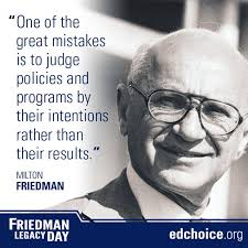 Milton Friedman Quotes Beauteous Getting To Know Milton Friedman EdChoice