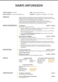 Resume Resume Examples By Real People Ux Designer Example