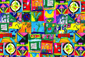 Image Mixed Collage Ideas For Kids Momjunction Creative And Fun Collage Art For Kids Of All Ages