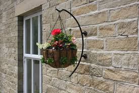 the cradle hanging basket bracket