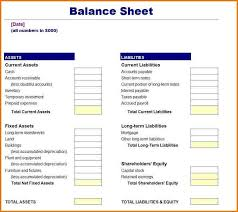 simple balance sheet example simple balance sheet example authorization letter pdf free template