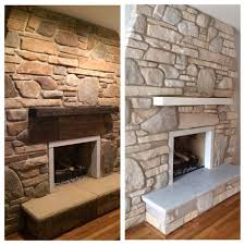 How To White Wash Fireplace Outstanding How To Whitewash A Brick Fireplace With