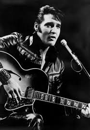 elvis presley style icon fashion picture leather jacket
