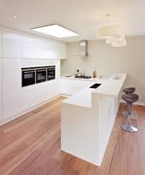 High Gloss White Kitchen Kitchen Bar Magnificent Breakfast Bar Decorating Ideas Kitchen