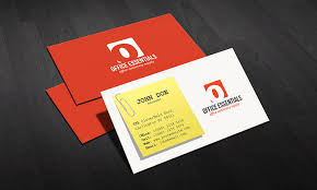 Post It Business Cards Creative Office Supplies Business Card