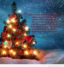 Christmas Tree Quotes Interesting Christmas Tree Amazing Quote With Background Hd