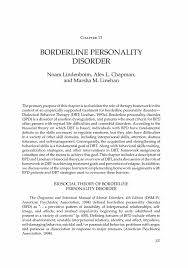 effective application essay tips for borderline personality why are women diagnosed borderline personality disorder more than men
