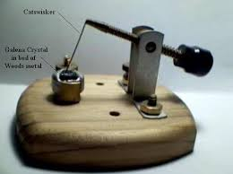 the complete guide on how to build a crystal radio plus how they because of the way that the wire dangles over the crystal essentially you need to constantly hand tune them while you re listening or else you ll