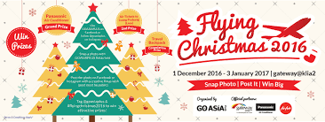 Christmas Event Flying Christmas 2016 Goasiaplus