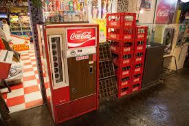 Old School Vending Machines Extraordinary Soda Machine Prop Rentals New York Arcade Specialties Game Rentals