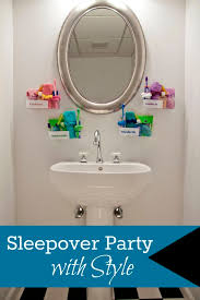 best 25 hotel sleepover party ideas