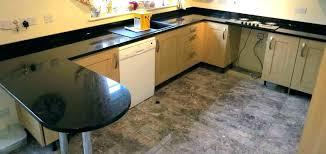 countertop overhang support granite