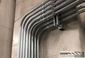 properly bend metal pipe and