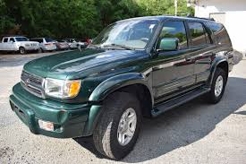 Awesome Great 1999 Toyota 4Runner Limited Edition 1999 TOYOTA ...
