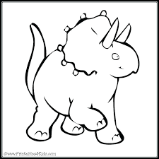 Kids Dinosaur Coloring Pages Helpstudentloansinfo