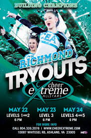 Nfo extreme teen tryouts