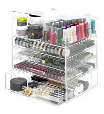Acrylic Makeup Organizer With Drawers Wholesale Kardashians Storage  Container W . Cheap Acrylic Makeup Organizer Drawers Uk. Acrylic Makeup  Organizer ...