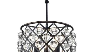 full size of allen roth eberline oil rubbed bronze crystal tiered chandelier inspirational with crystals home