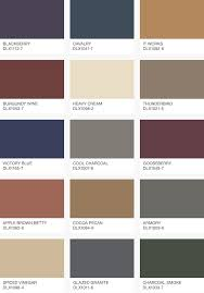Ici Exterior Paint Color Chart Bedowntowndaytona Com