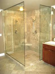 shower glass panels cost coloured wall surround parts walls enclosures glas glass shower wall installation