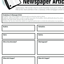 Fake Newspaper Template Word Made Recently Create A Fake Newspaper Article Template
