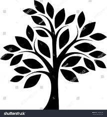 Simple Stencil Designs Decorative Simple Tree Tree Stencil Simple Tree Tree