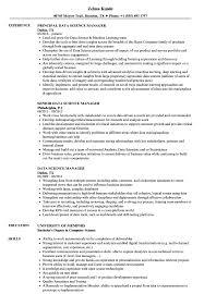 Modern Professional Resume For Data Analyst Data Science Manager Resume Samples Velvet Jobs