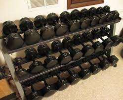 york legacy dumbbell set. although fixed-weight dumbbells aren\u0027t very practical, there\u0027s something to be said for walking into your workout room and seeing a rack of dumbbells, york legacy dumbbell set k