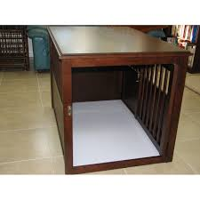 wooden dog crate furniture. Eco-Friendly Wooden Dog Crate Close Up View Of Door Furniture