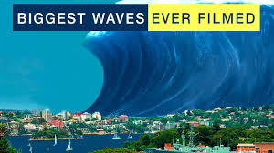 Unveiling the accuracy of tsunami predictions. Biggest Waves Ever Filmed Tsunami Storm Surf Typhoon Youtube