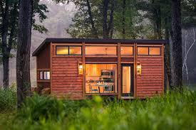 Small Picture Escape Traveler A Tiny House on Wheels That Comfortably Sleeps 6